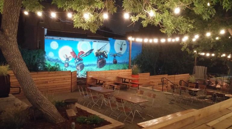 Recess Beer Garden LoHI Denver